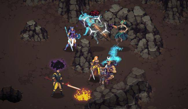 The Iron Oath is a party-based tactical RPG where time and choices matter