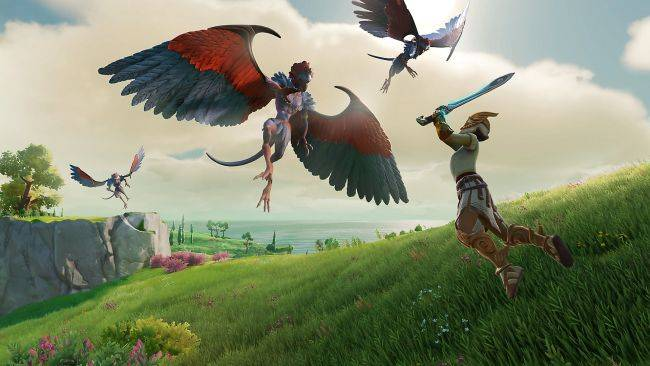 Ubisoft's Gods & Monsters was briefly playable on Stadia