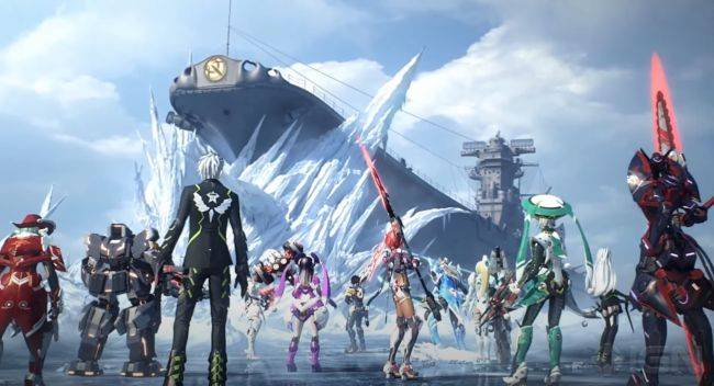 Phantasy Star Online 2's next big update is coming in August, and there's battleships in it for some reason