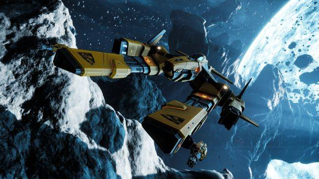Everspace 2 is a big, open-world RPG with deep customization