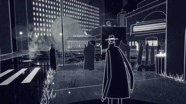Cosmic detective adventure Genesis Noir will be out this coming Fall