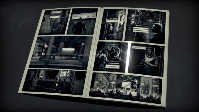 Liberated is a super stylish tech-noir action game set inside an interactive comic book