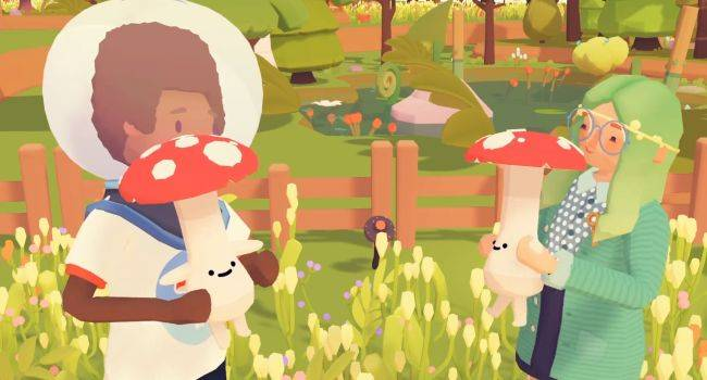 Ooblets gets straight up psychedelic in new trailer, is coming to Early Access this summer