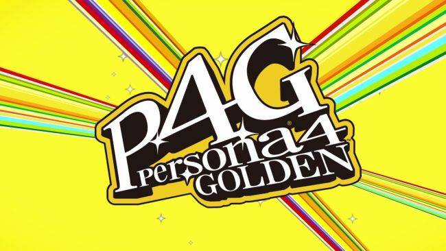 Persona 4 Golden is out on PC right now