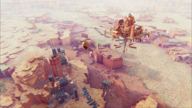 Airborne Kingdom's majestic trailer shows off its intricate flying fortresses