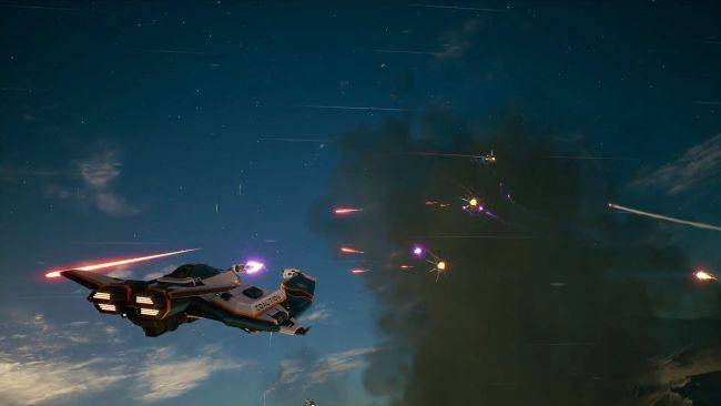 Everspace 2 shows off its slick moves in a new trailer