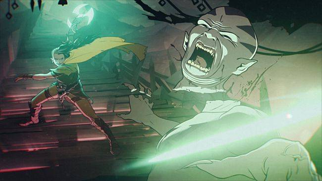 Blightbound gameplay trailer shows off frenzied co-op dungeon crawling