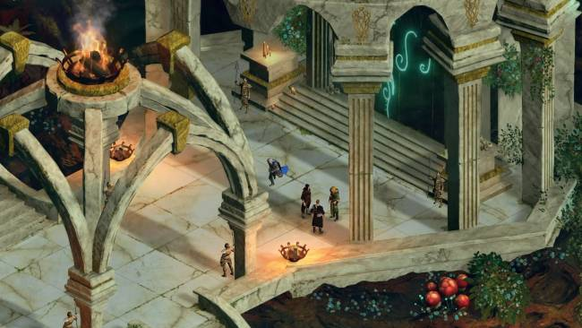 Alaloth is an action RPG inspired by PC classics