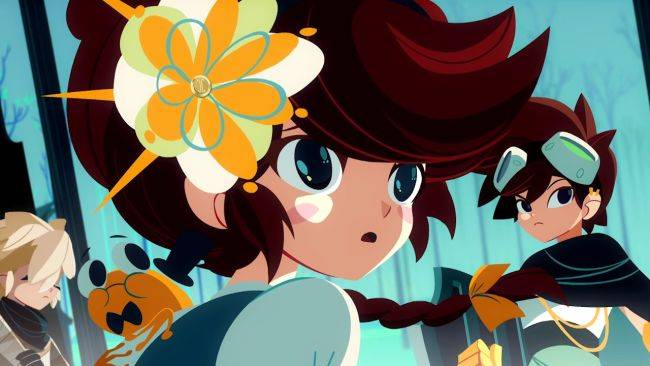 Cris Tales, a gorgeous homage to classic JRPGs, arrives November 17