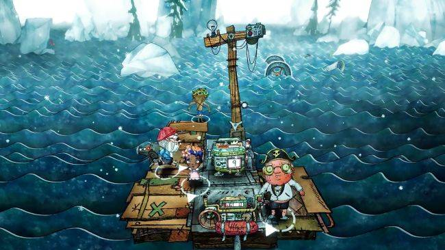 Trash Sailors gameplay trailer showcases co-op survival on the high seas of garbage