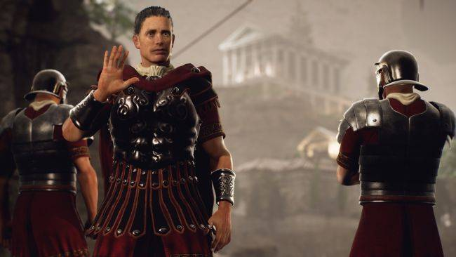 The Forgotten City teaser gives us another tantalizing glimpse of ancient Rome
