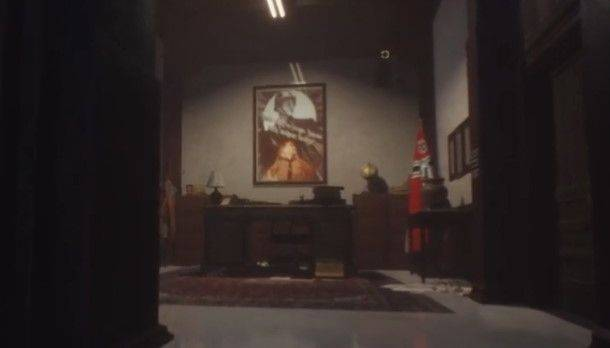 Paradise Lost is an alt-history adventure game about a young boy in a Nazi bunker