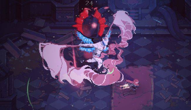 Punishing boss-rush game Eldest Souls drops a new trailer at Guerrilla Collective