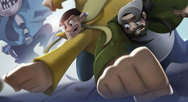 Jay and Silent Bob: Chronic Blunt Punch strikes back with a new trailer