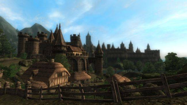 Huge Oblivion mod Nehrim has its own Steam page now