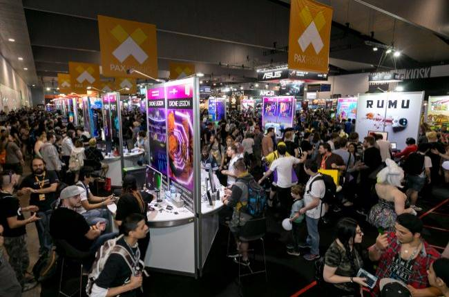 PAX Australia 2020 is cancelled