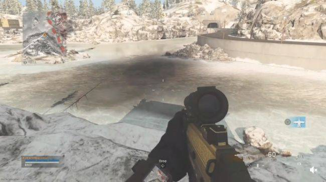 Warzone players can't agree on what this shadow is: submarine, ghost, bug?