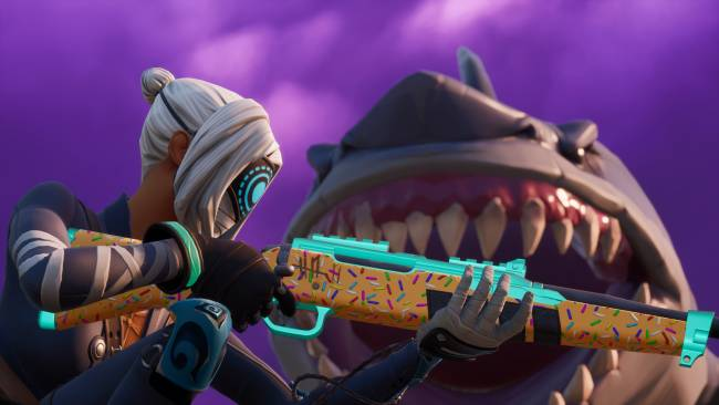 Fortnite's vicious new sharks are scaring the hell out of everyone