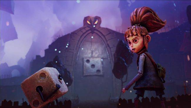 Lost in Random is a coming-of-age fairytale from Fe developer Zoink Games