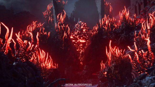 These may be the first real images from Dragon Age 4