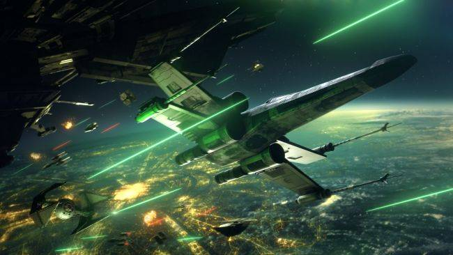 Drifting, engine boosts, and overcharged lasers: How combat works in Star Wars: Squadrons