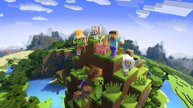 Minecraft inducted into the World Video Game Hall of Fame