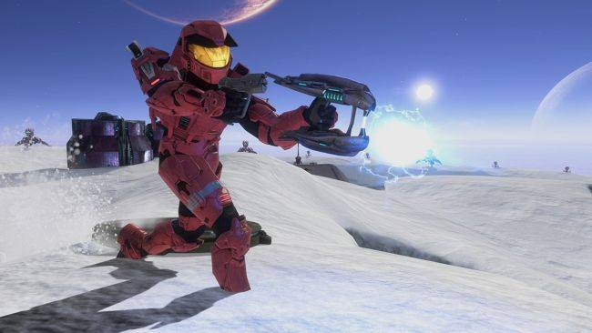 You can get into the Halo 3 beta if you sign up today