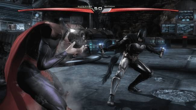 Injustice: Gods Among Us Ultimate Edition is free on Steam