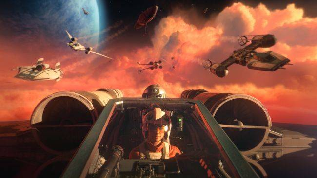 Star Wars: Squadrons will be an exclusively first-person game