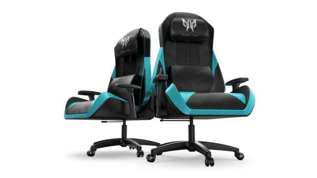 Acer's new Predator gaming chair will soothe you in ways others don't
