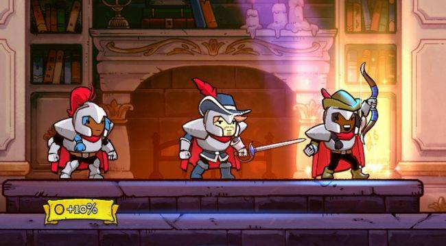 Rogue Legacy 2 is coming to Early Access in July