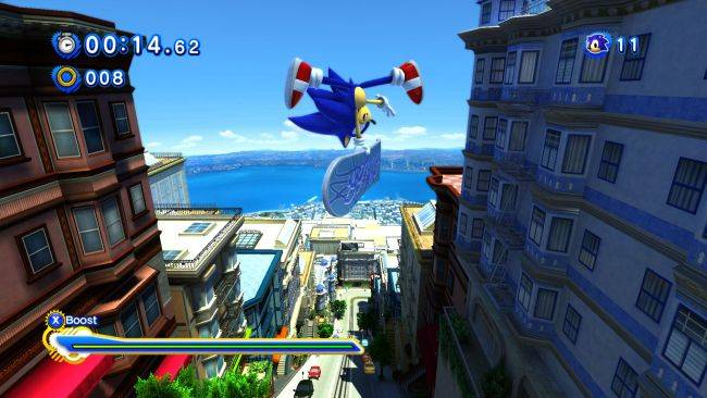Sonic games are going cheap on Steam at the moment