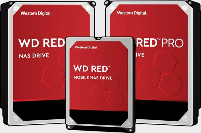 WD rebrands its Red hard drives after getting hit with a lawsuit