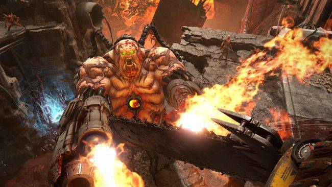 New Doom Eternal update adds a new multiplayer map and more empowered demons