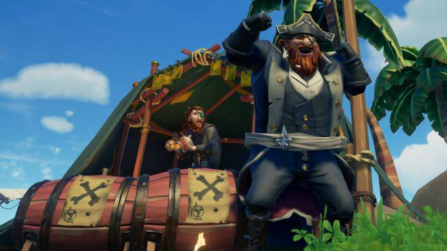 Sea of Thieves is getting custom servers soon