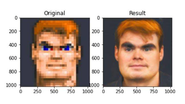 Help, I can't stop looking at this AI-generated version of B.J. Blazkowicz