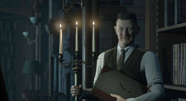 Man of Medan follow-up Little Hope gets creepy in new gameplay footage
