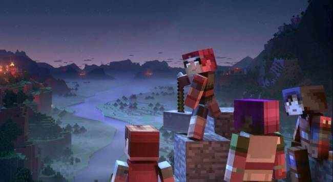 Minecraft Dungeons Is Getting Its First DLC In July