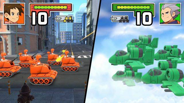 First two Advance Wars games being remastered for Switch