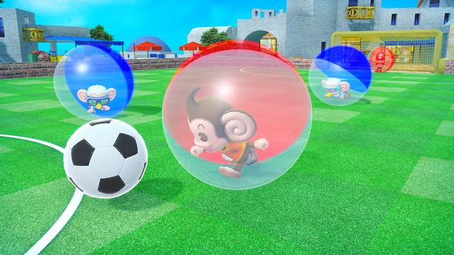The first three Super Monkey Ball games are getting an HD remaster