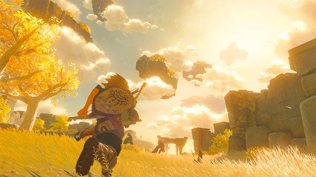 Breath of the Wild 2 upgrades Link's hair to glorious