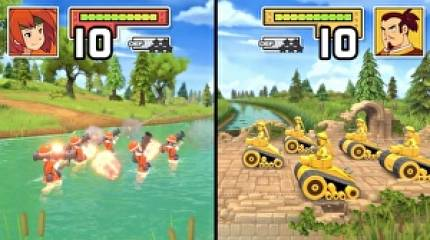 Advance Wars 1+2 remakes announced for Switch