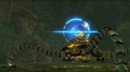 Hyrule Warriors: Age of Calamity DLC adds playable Battle-Tested Guardian