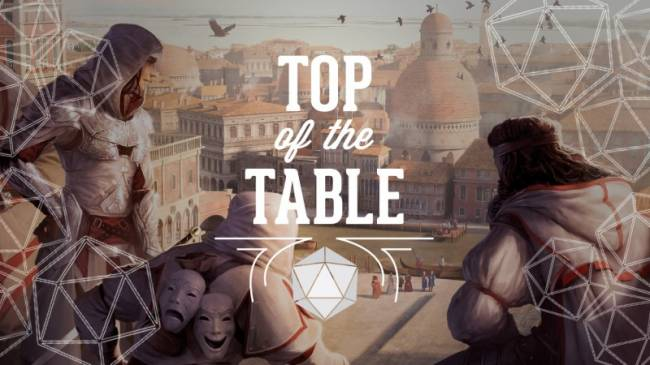 Top Of The Table – Assassin's Creed: Brotherhood of Venice