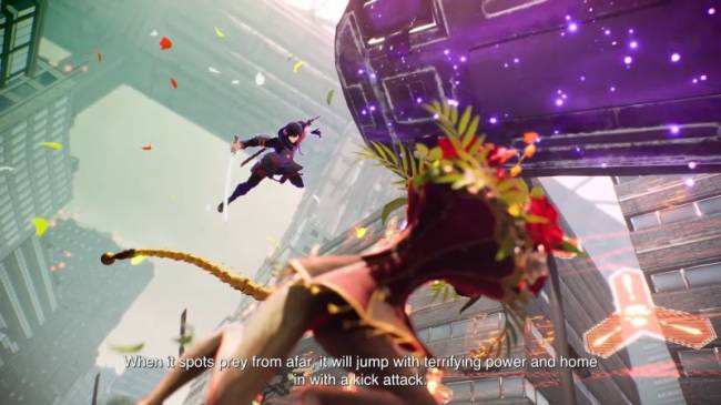 Scarlet Nexus Explainer Video Shows Players The Ropes Before Launch