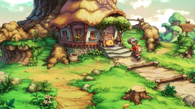 Old-school RPG Legend of Mana is getting an anime adaptation