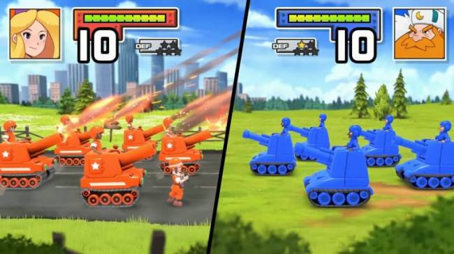 Advance Wars 1+2 Re-Boot Camp Coming to Switch This Year