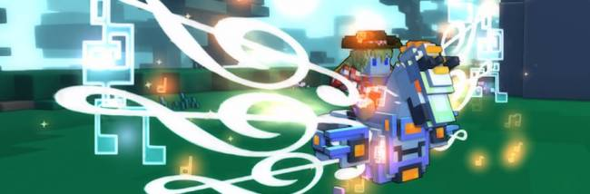 Trove's new Bard class is live on the PC servers with tons of new costumes