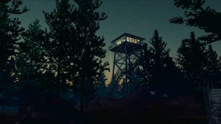 Hands-On With Firewatch: Humor, Frenzy, And A Ton Of Intrigue