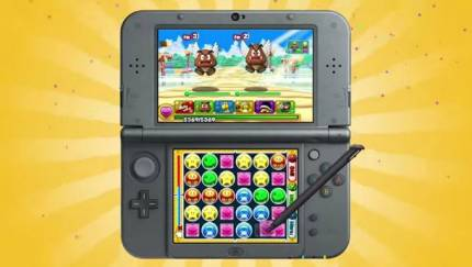 A Brief Look At Puzzle & Dragons Super Mario Edition For 3DS